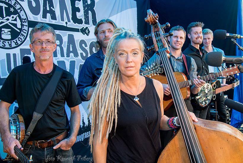 Torsåker Bluegrass Festival