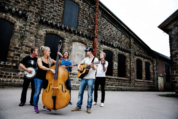 Downhill Bluegrass Band Hyttan