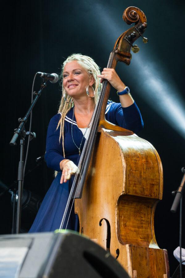 Kajsa Westin La Roche Bluegrass Festival