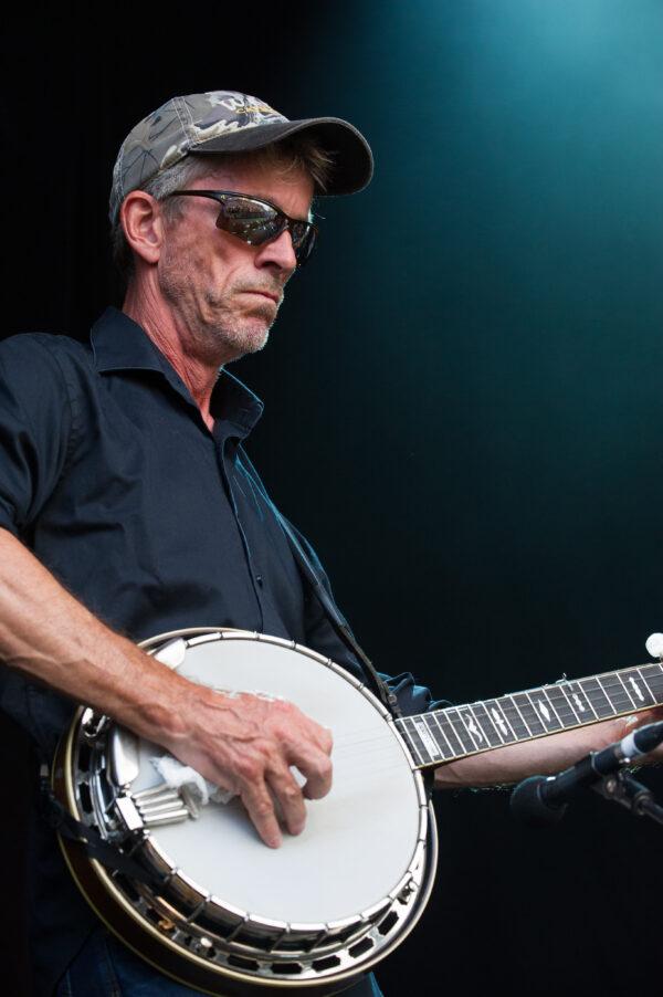 Kenneth Kjellgren La Roche Bluegrass Festival