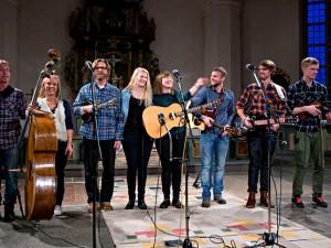 Midwinter concert together with Good Harvest  in Torsåker Kyrka