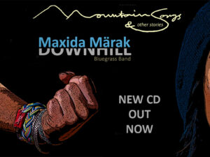 """New CD """"Mountain Songs and other Stories"""""""